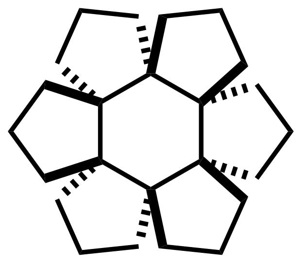 [6.5]Coronane structure