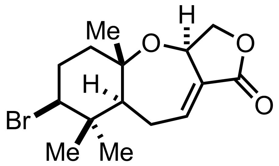 Aplysistatin structure