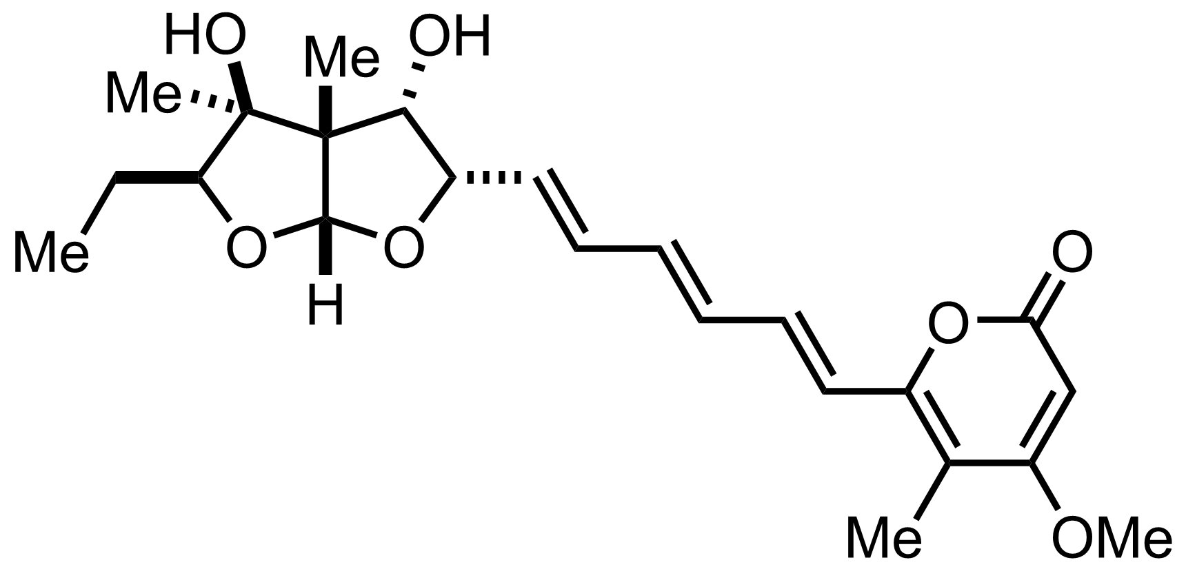 Structure of Asteltoxin