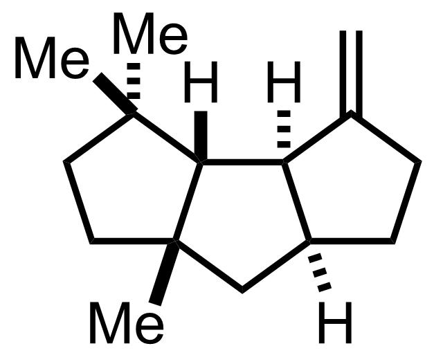 Structure of Capnellene