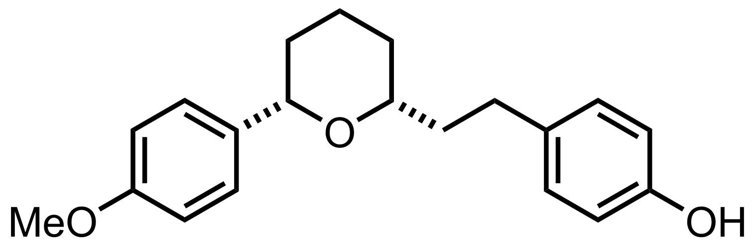 Centrolobine structure