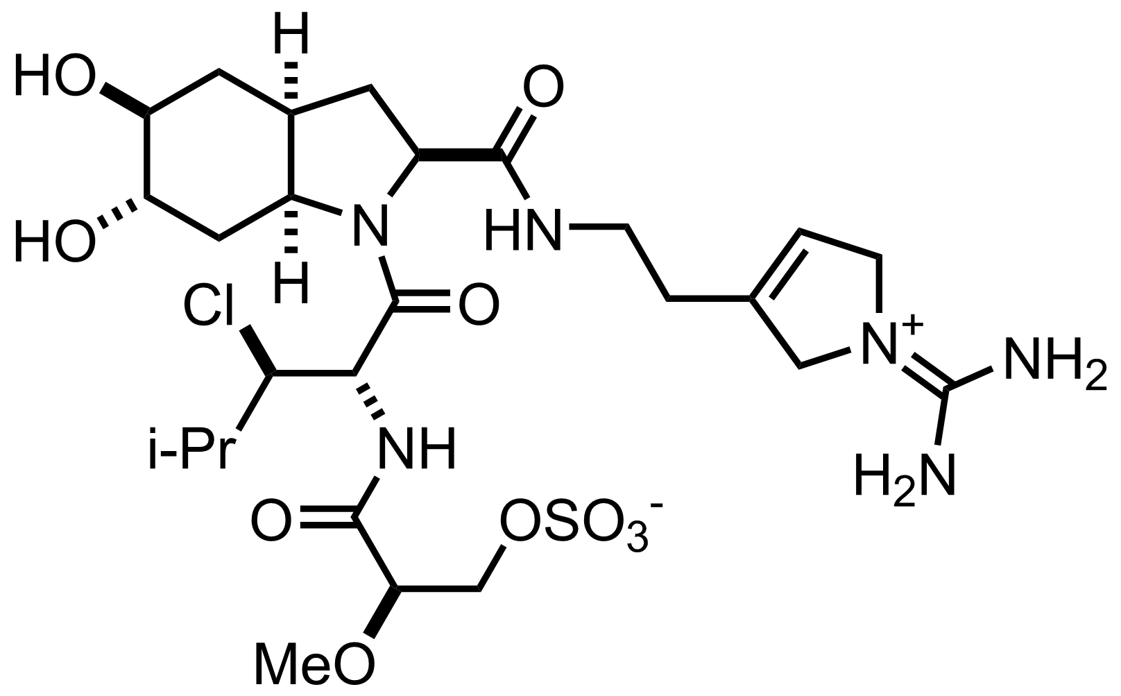 Chlorodysinosin A structure
