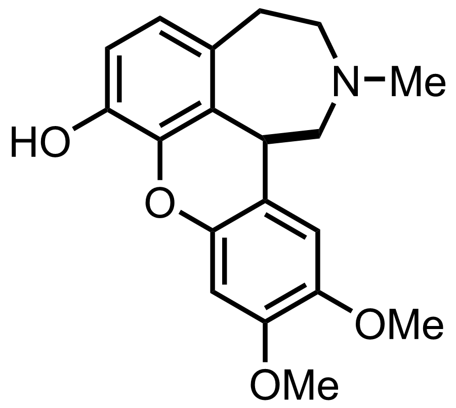 Structure of Clavizepine