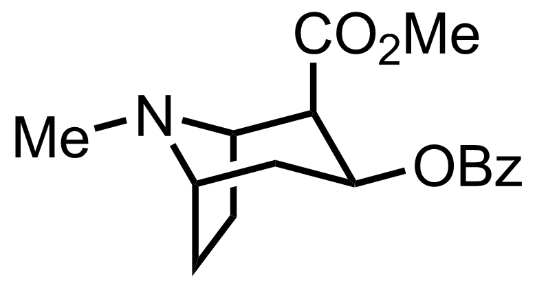 Structure of Cocaine