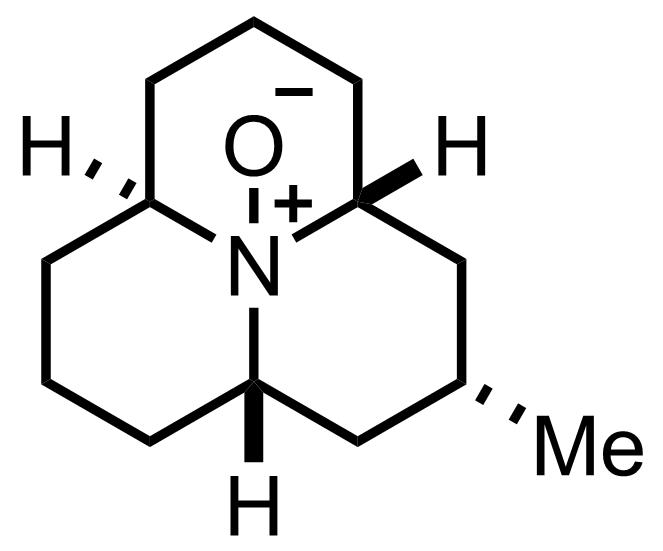Coccinelline structure