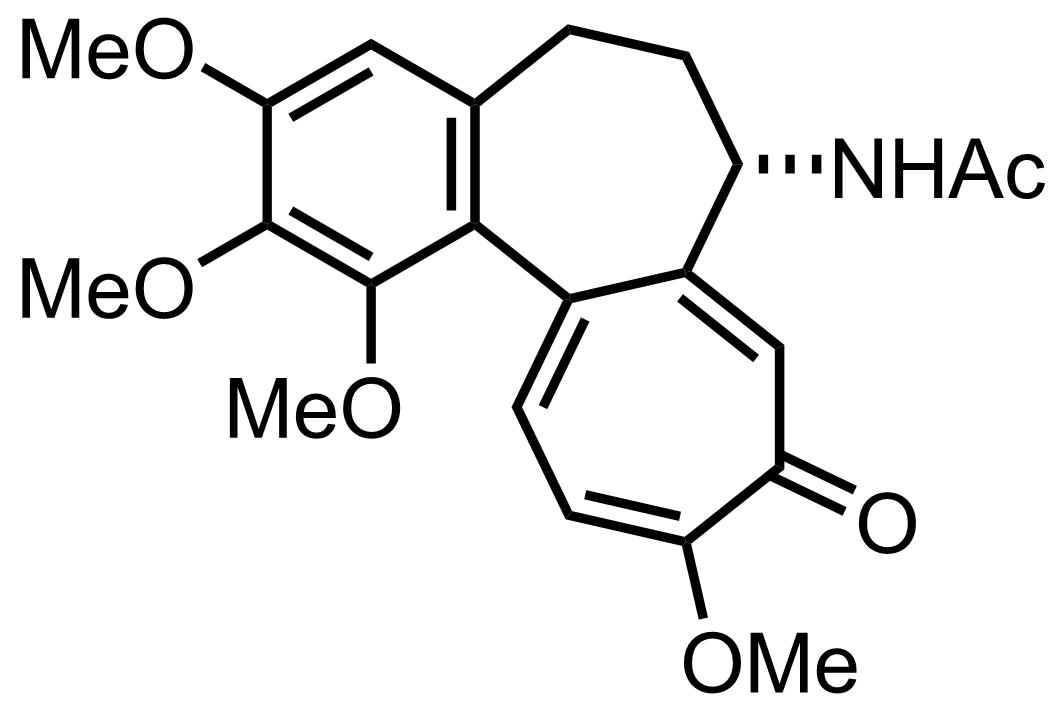Structure of Colchicine