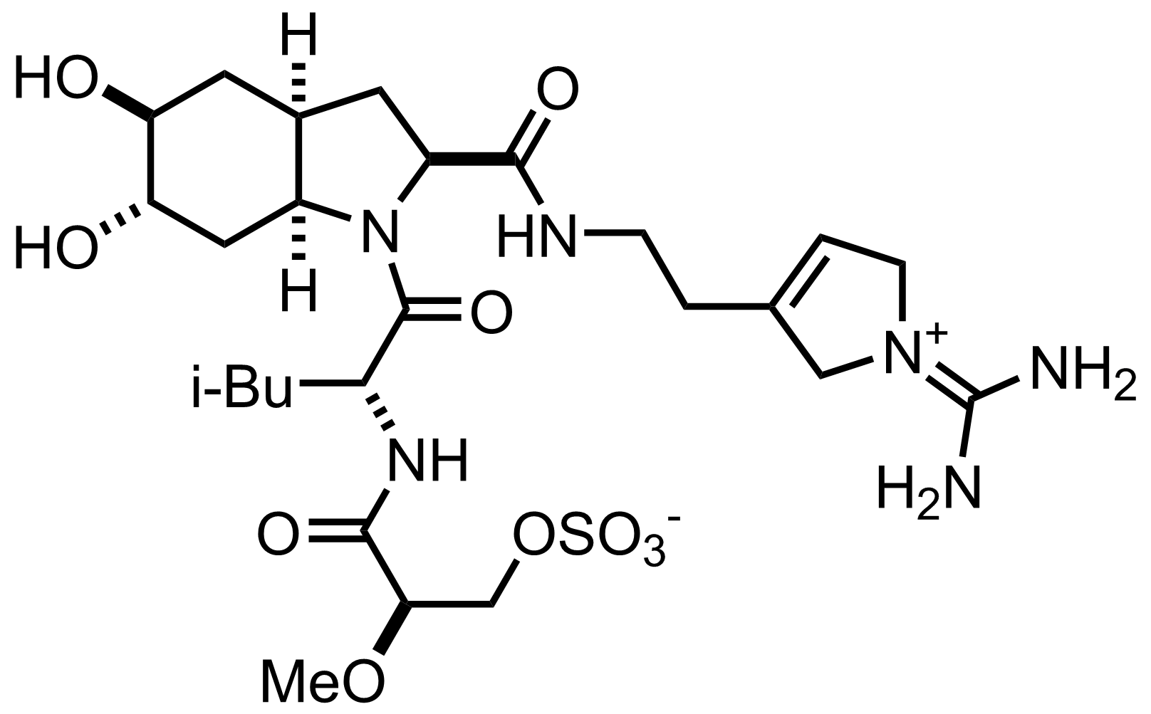 Dysinosin A structure