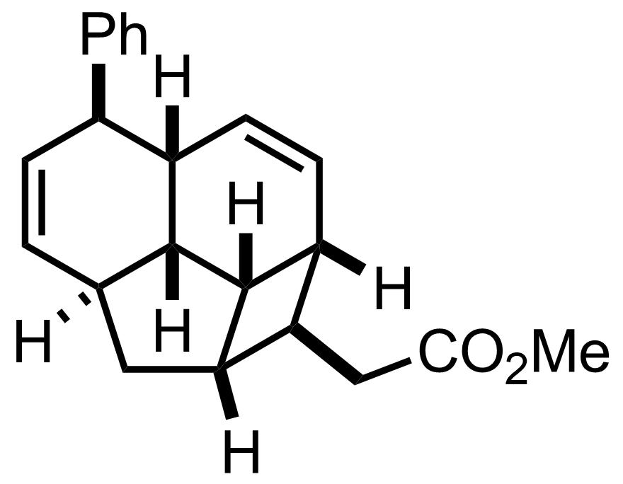 Endiandric Acid A Methyl Ester structure