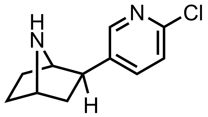Structure of Epibatidine
