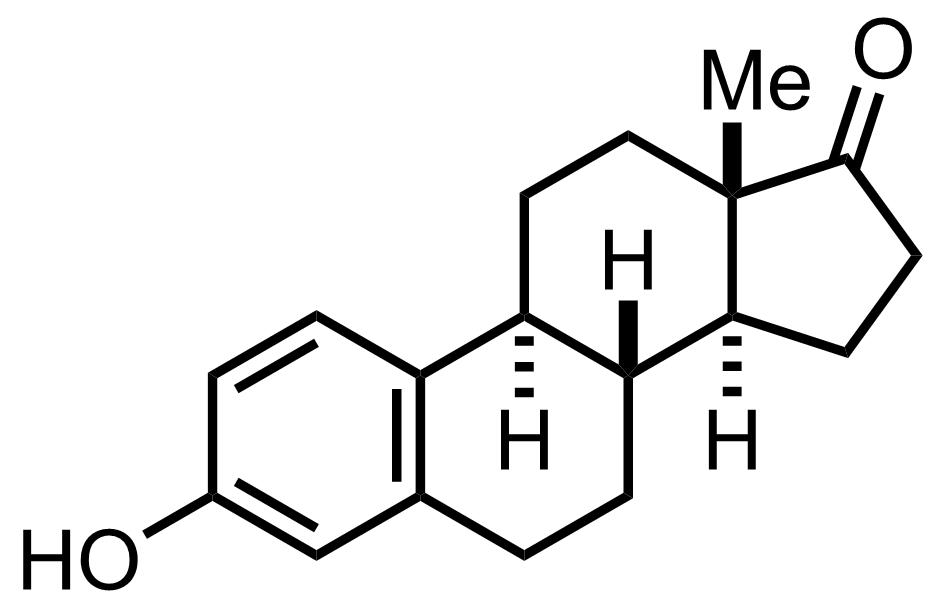 Estrone structure