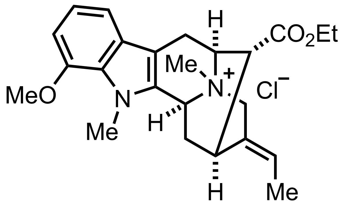 Structure of Fuchsiaefoline
