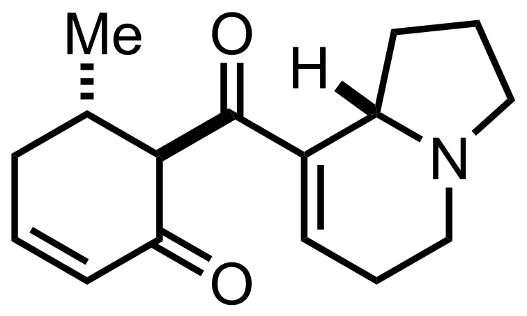 Structure of Grandisine D