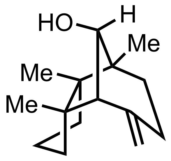 Gymnomitrol structure