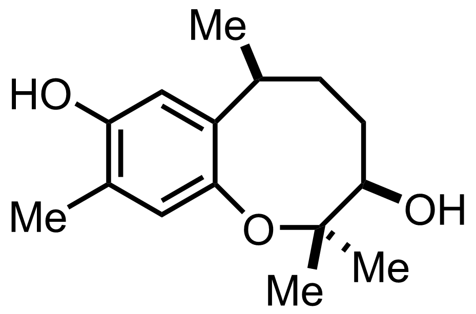 Structure of Hellannuol A
