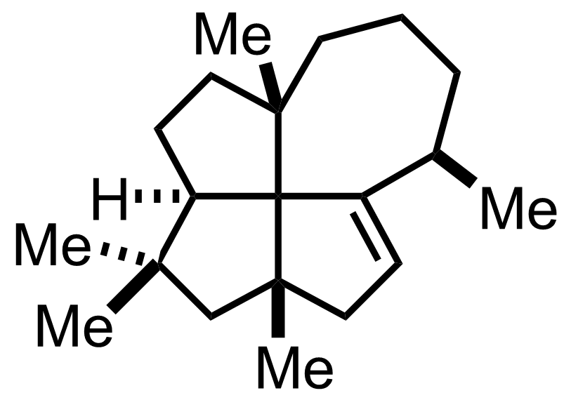 Structure of Laurenene