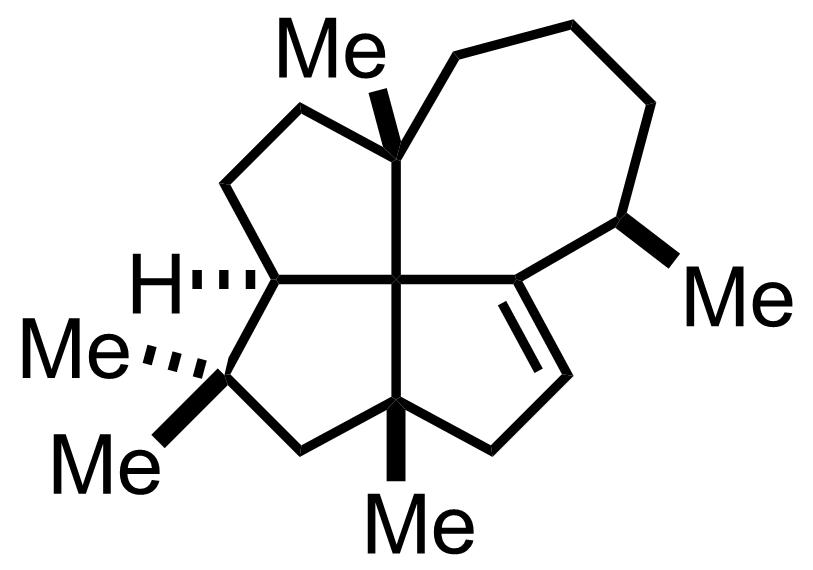 Structure of Laurenene