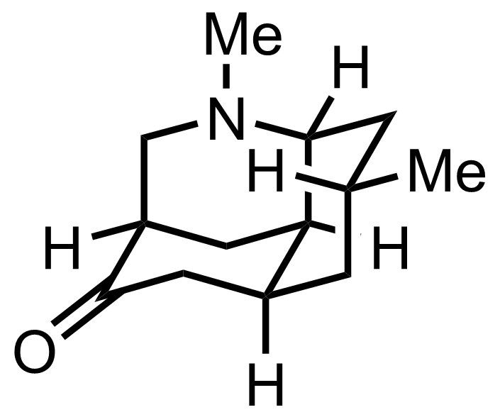 Structure of Luciduline