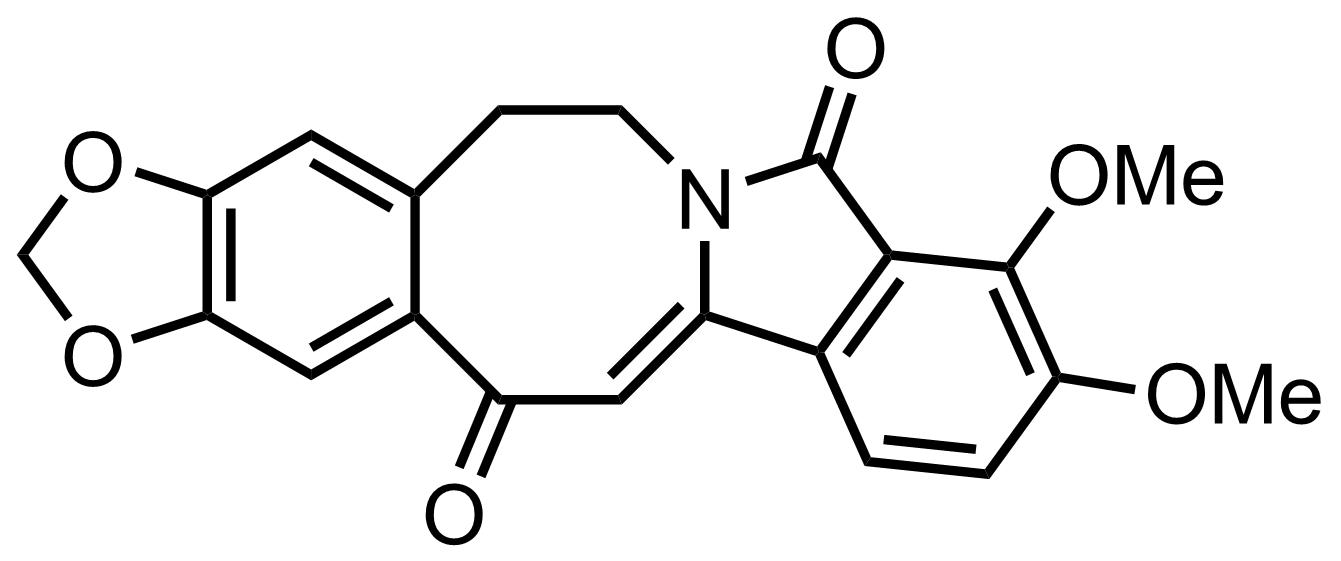 Magallanesine structure