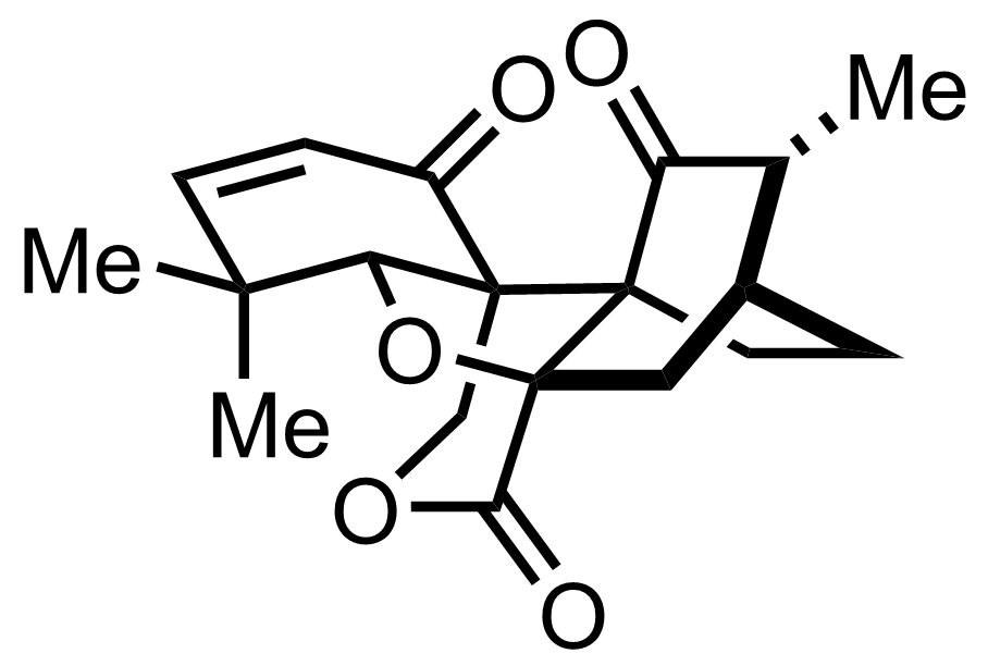 Maoecrystal V structure