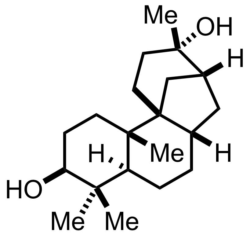 Maritimol structure