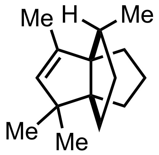 Structure of Modhephene