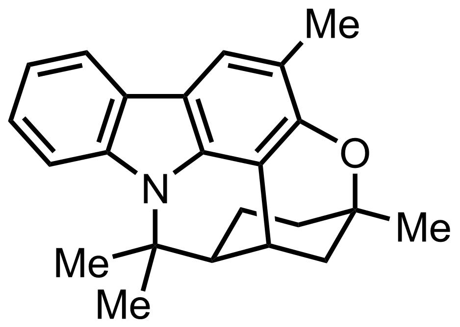 Murrayazoline structure