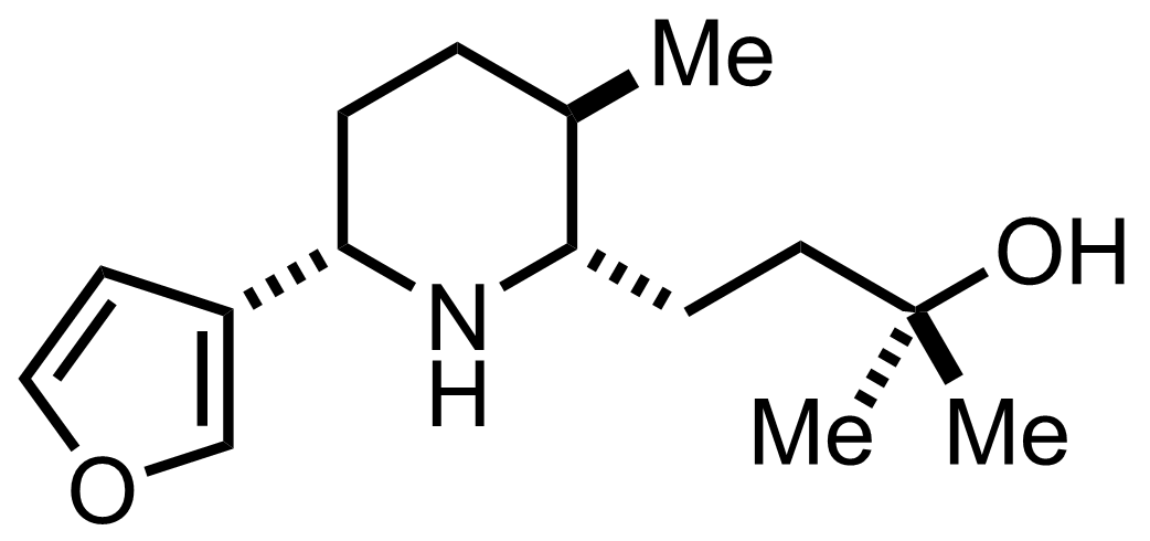 Nupharamine structure