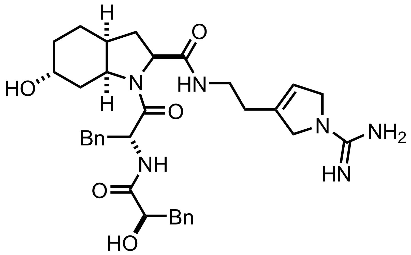 Structure of Oscillarin