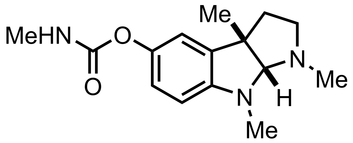 Structure of Physostigmine