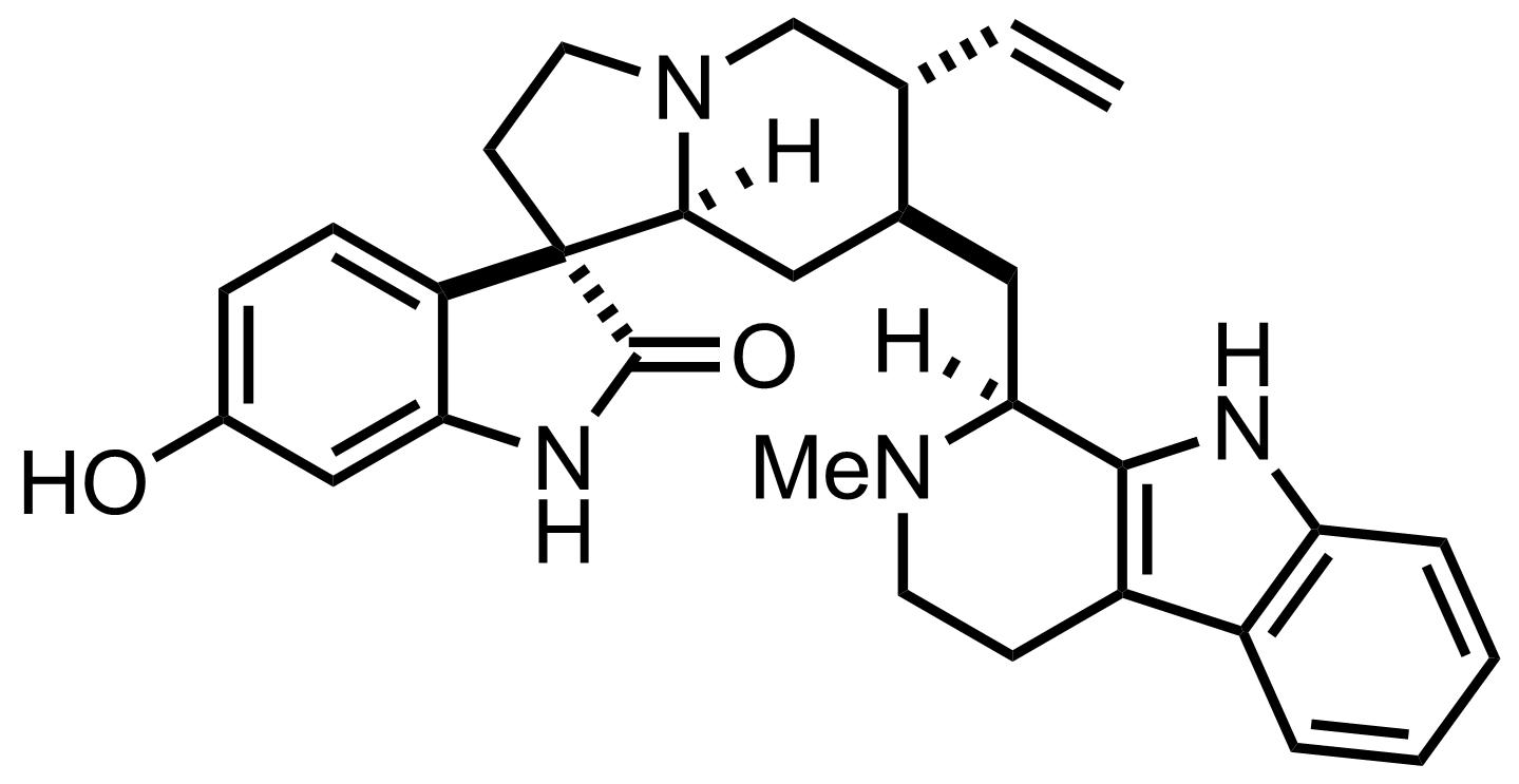 Strychnofoline structure