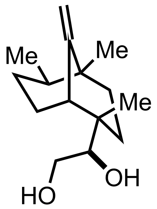 Structure of Trifarienol B