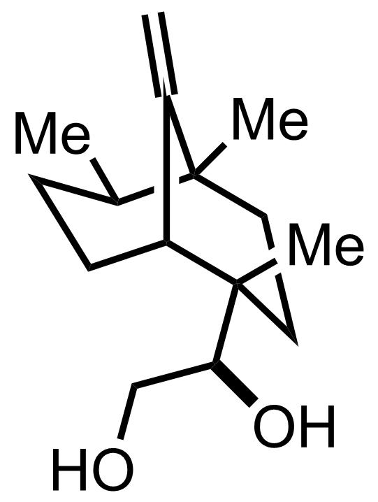 Trifarienol B structure