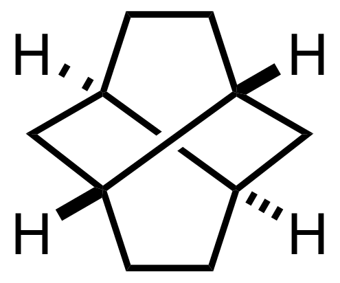 Twistane structure