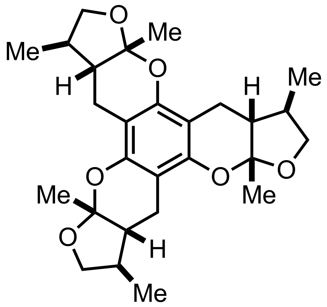 Xyloketal A structure