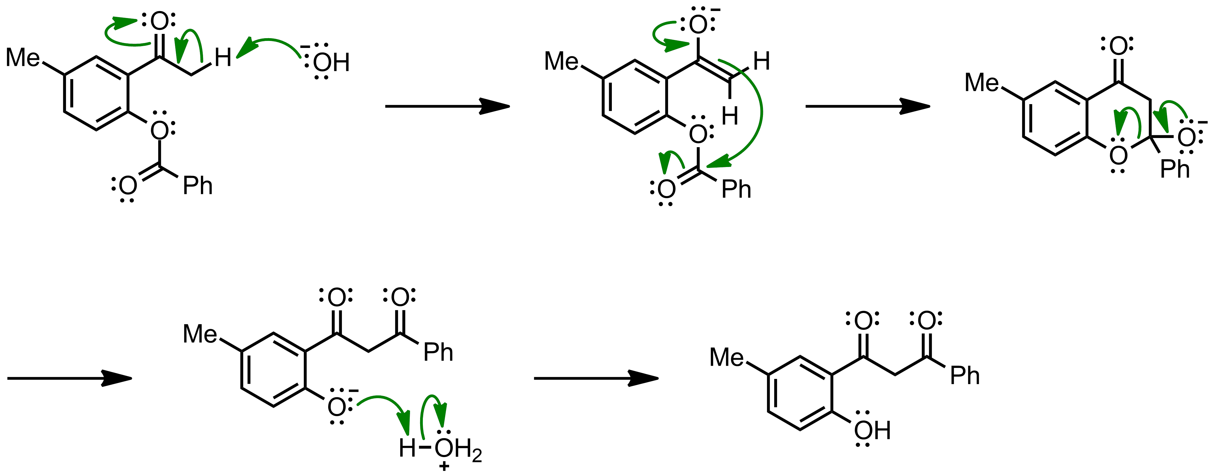 Mechanism of the Baker-Venkataraman Rearrangement