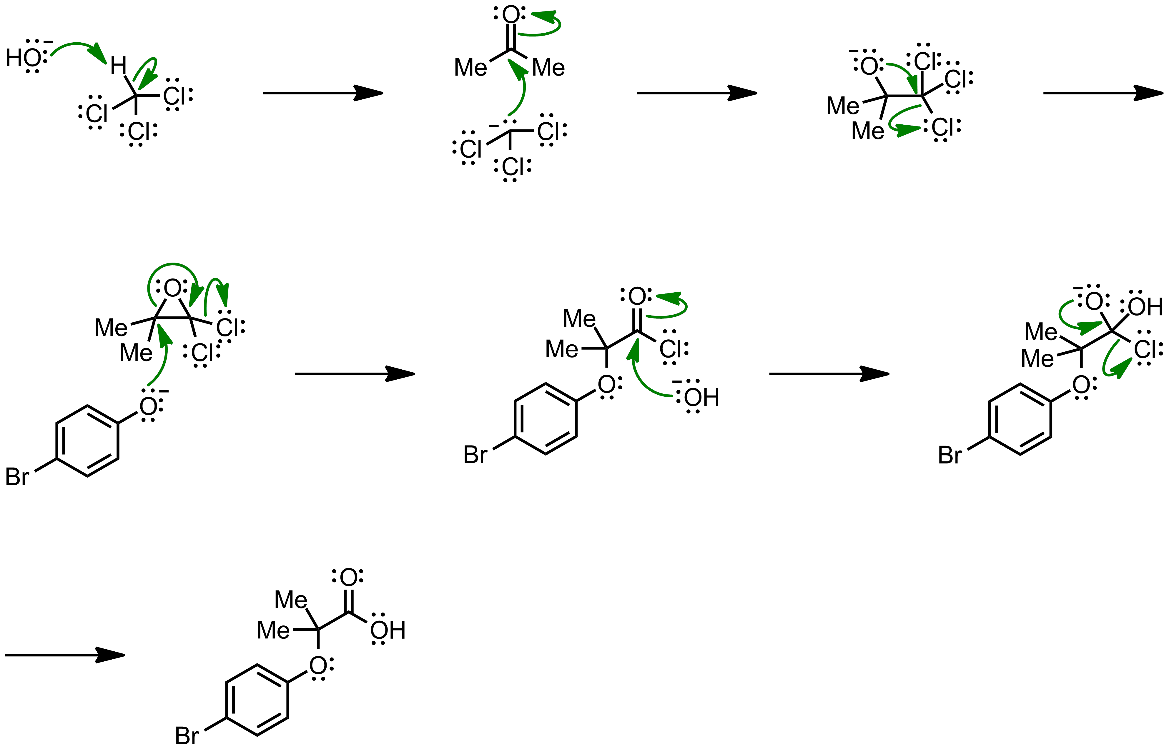 Mechanism of the Bargellini Reaction