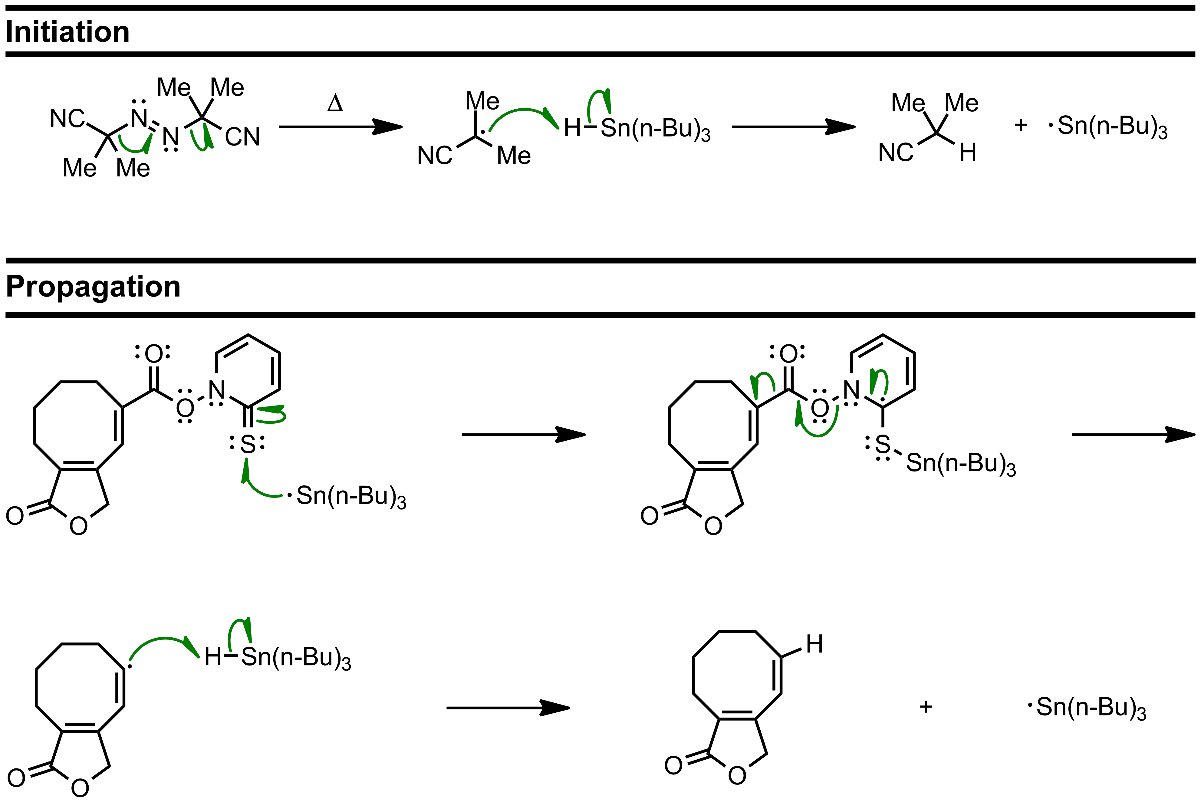 Mechanism of the Barton Decarboxylation