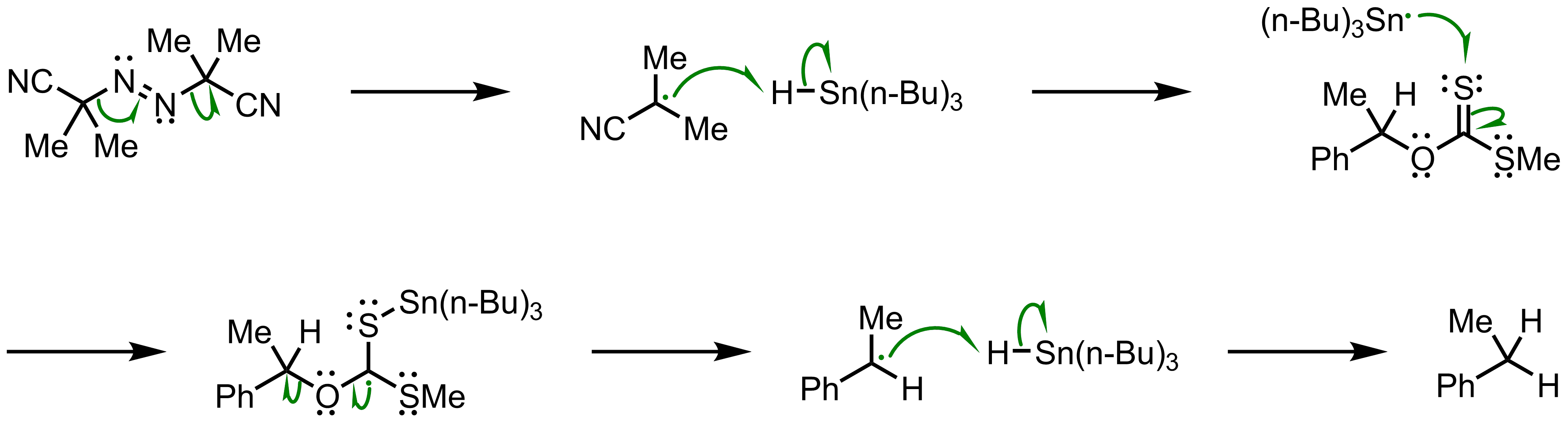 Mechanism of the Barton-McCombie Reaction