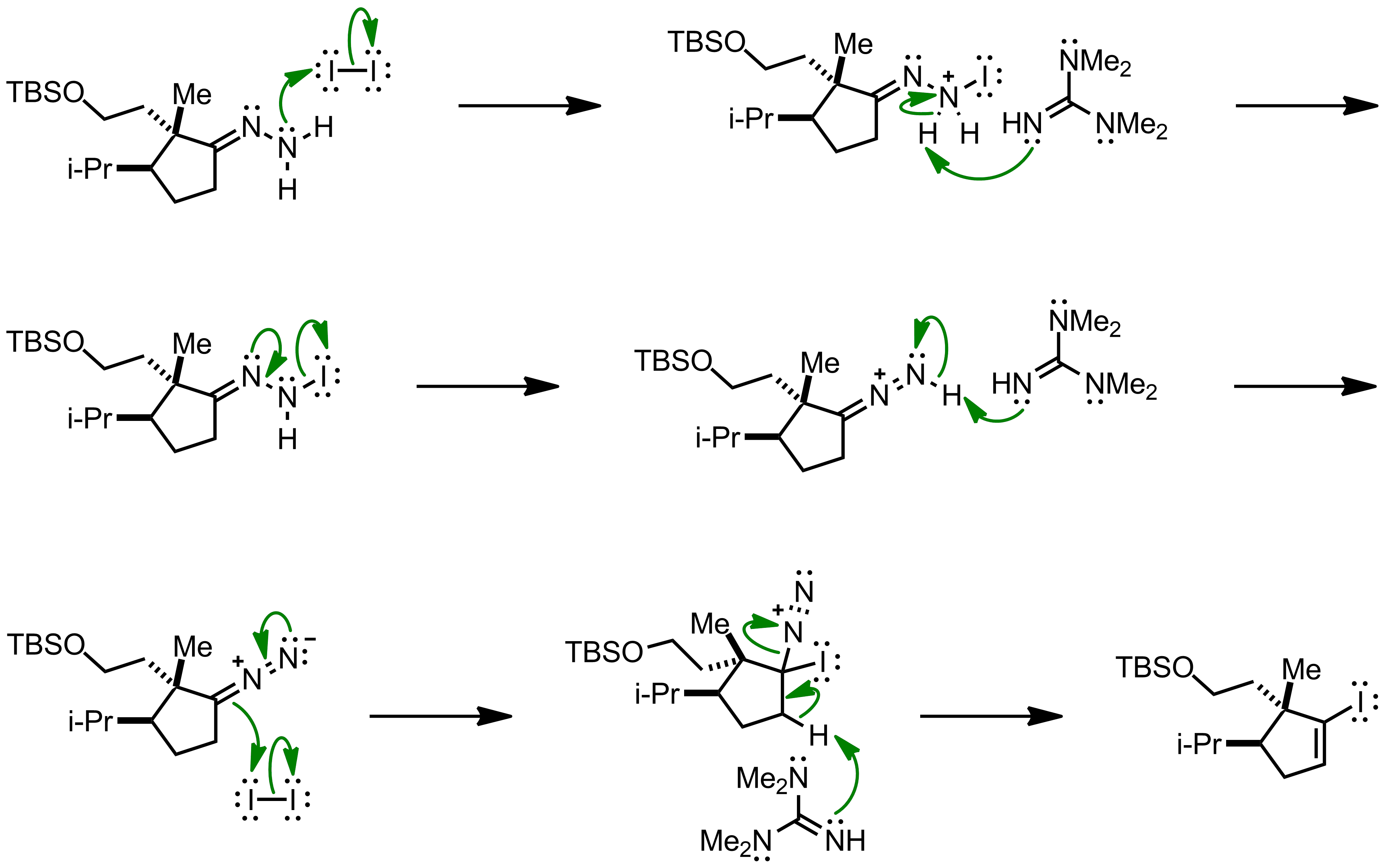 Mechanism of the Barton Vinyl Iodide Synthesis