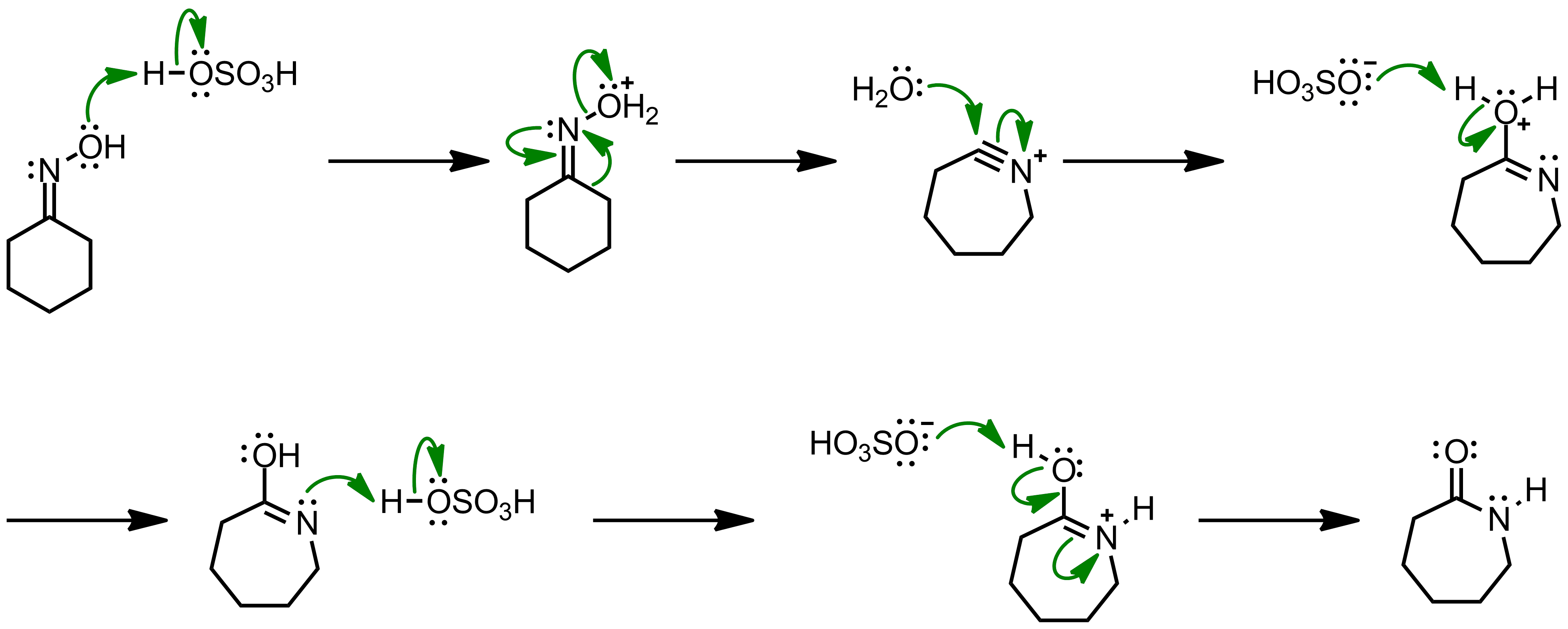 Mechanism of the Beckmann Rearrangement