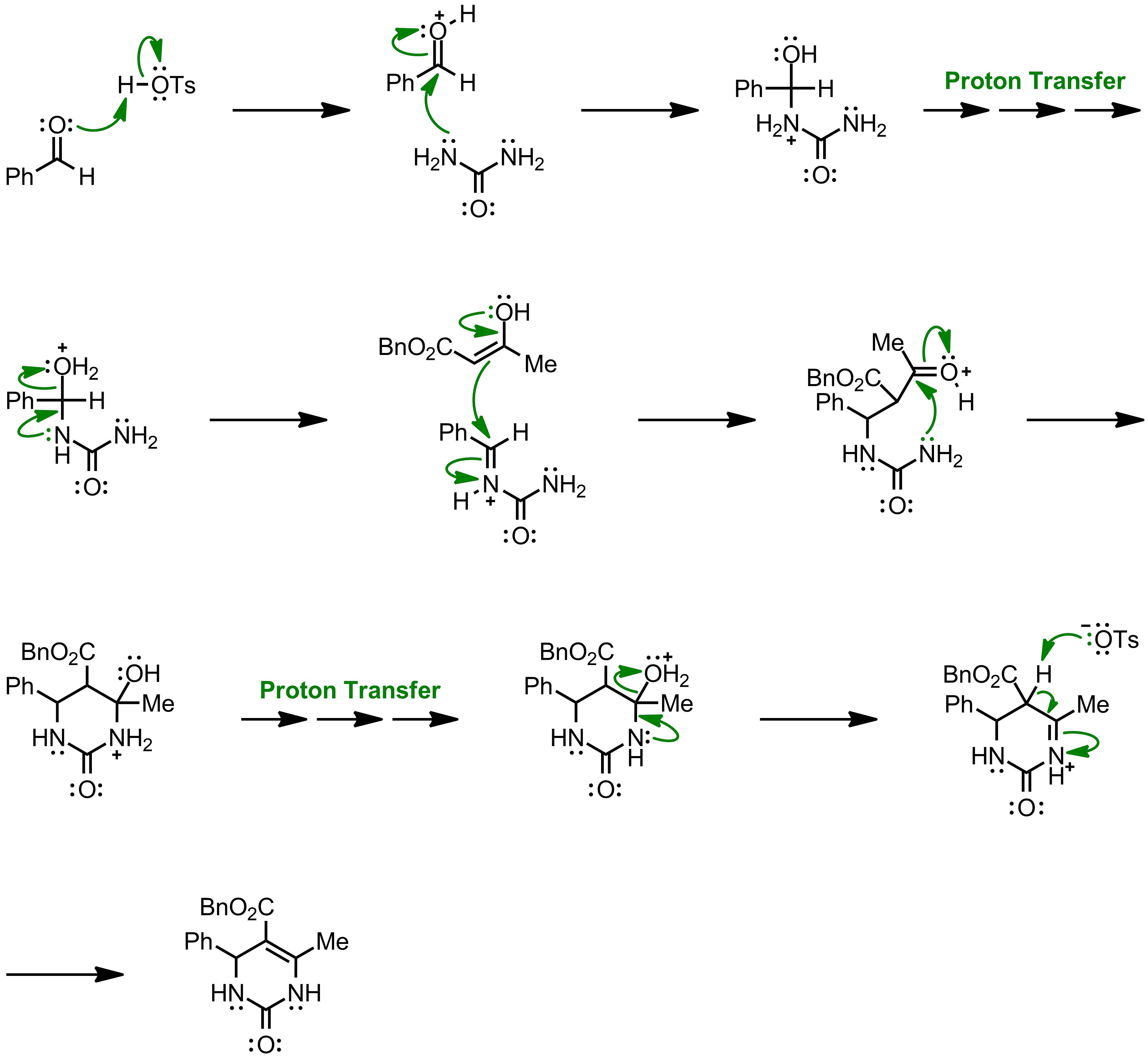 Mechanism of the Biginelli Reaction