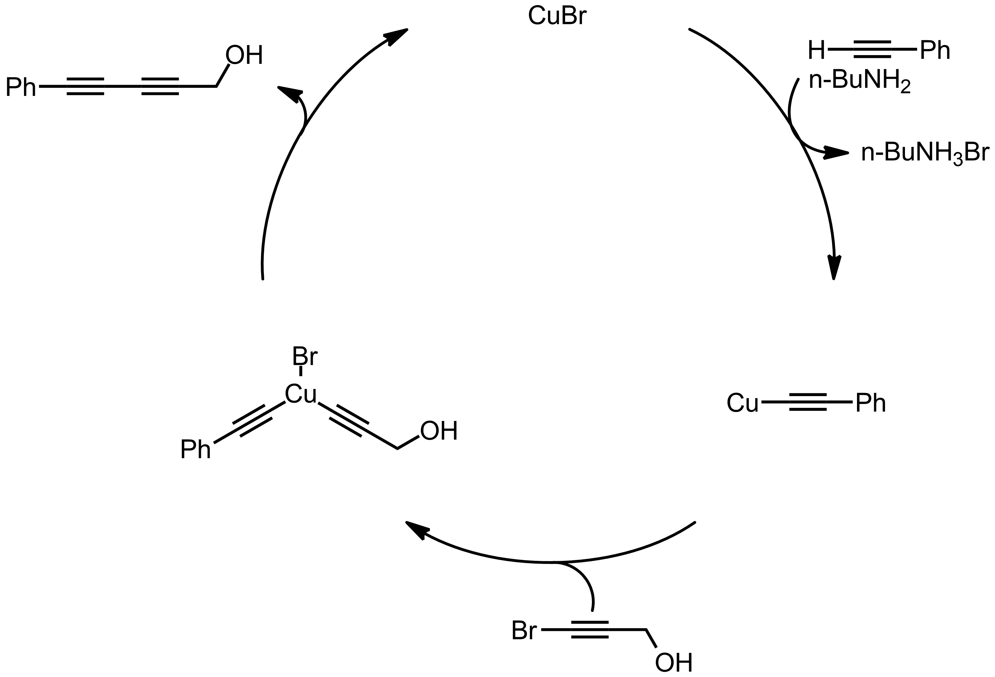 Mechanism of the Cadiot-Chodkiewicz Coupling
