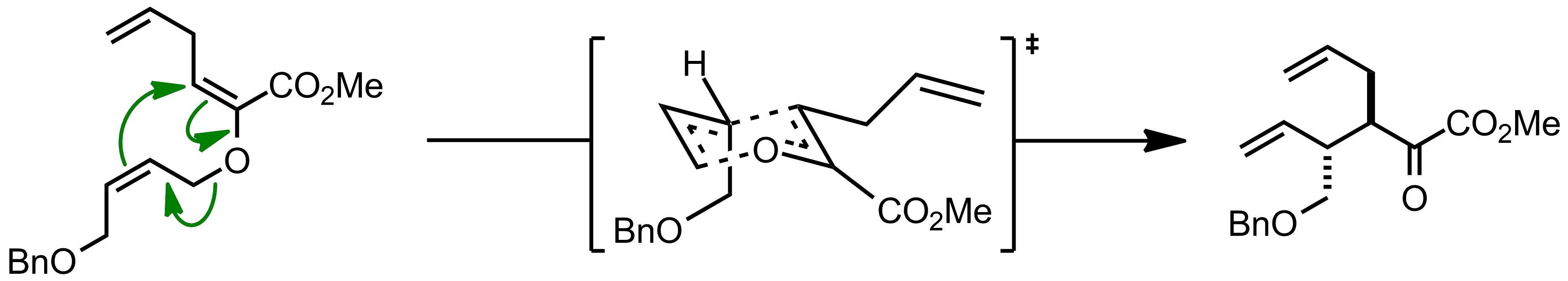 Mechanism of the Claisen Rearrangement