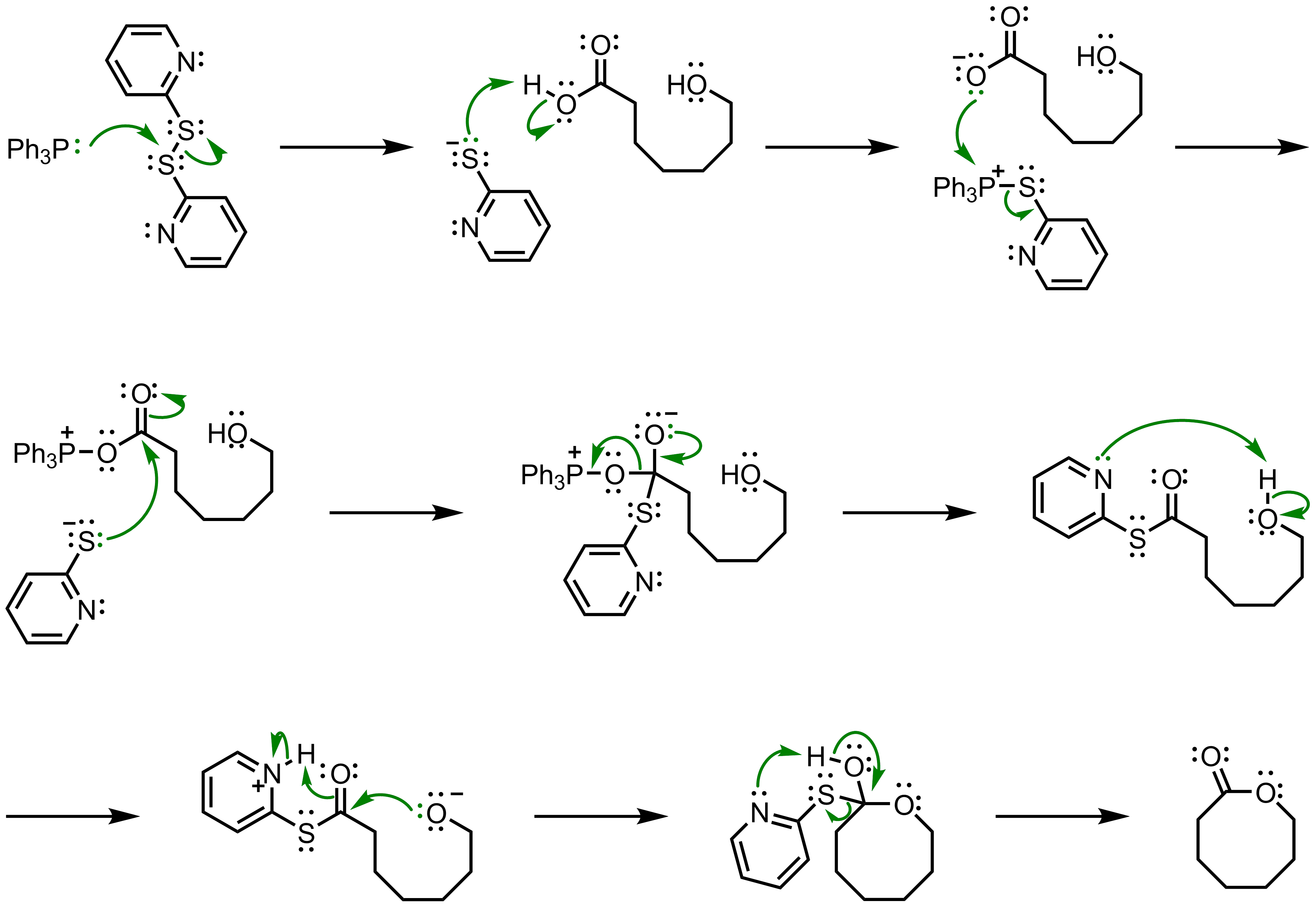 Mechanism of the Corey-Nicolaou Macrolactonization