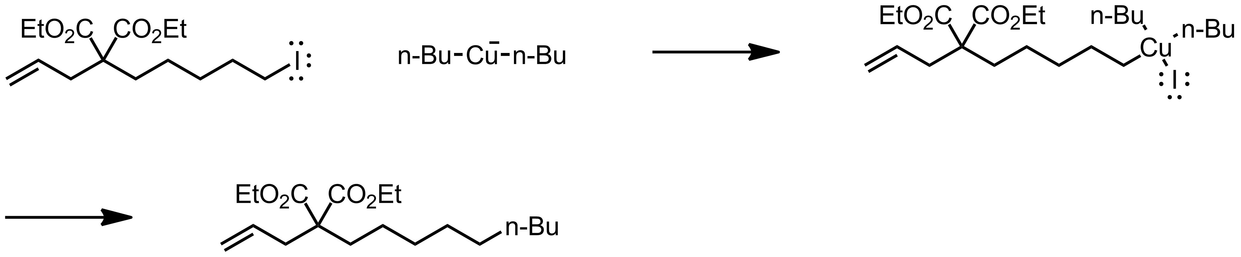 Mechanism of the Corey-Posner, Whitesides-House Reaction