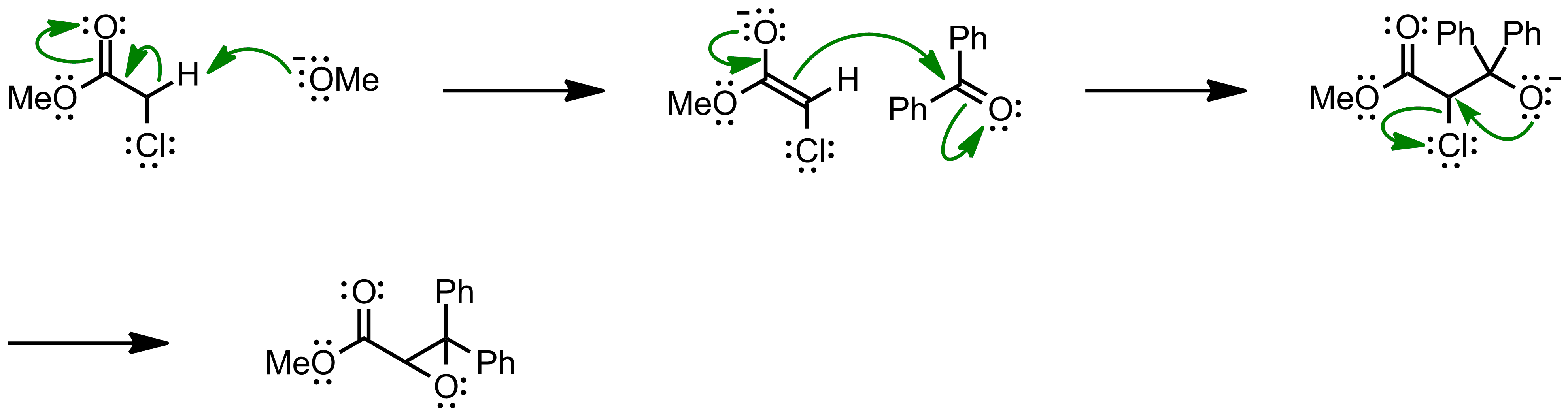 Mechanism of the Darzens Condensation