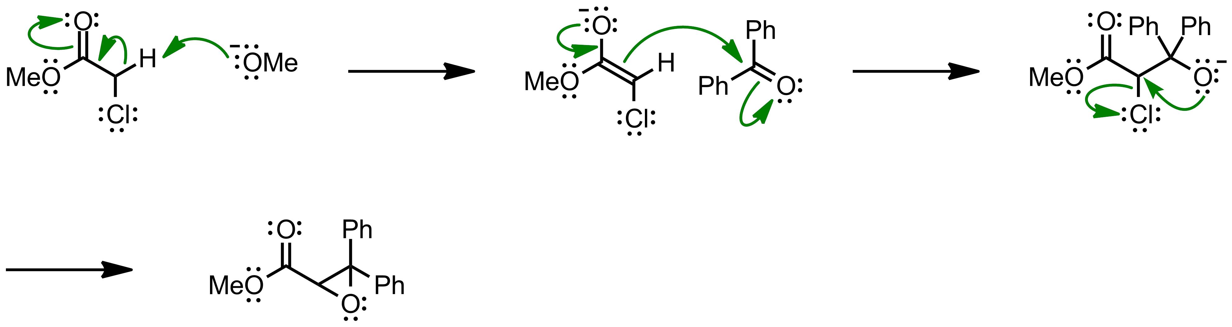 Mechanism of the Darzens Condensation