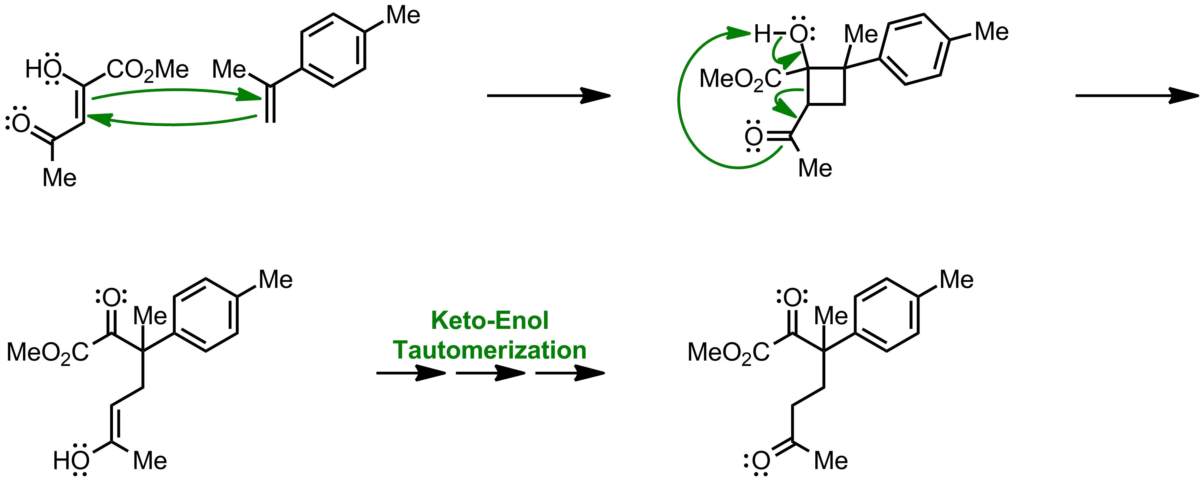 Mechanism of the De Mayo Reaction