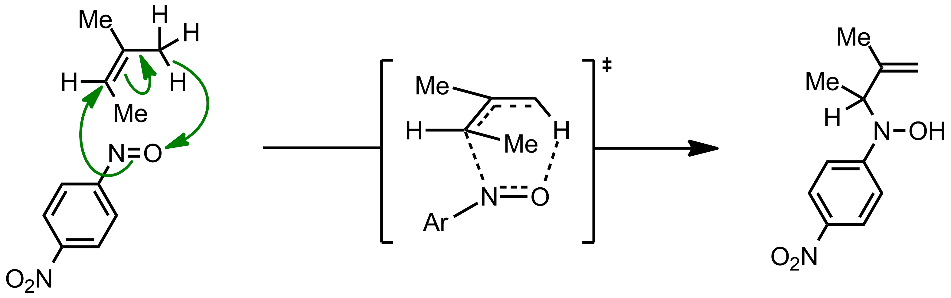 Mechanism of the Ene Reaction