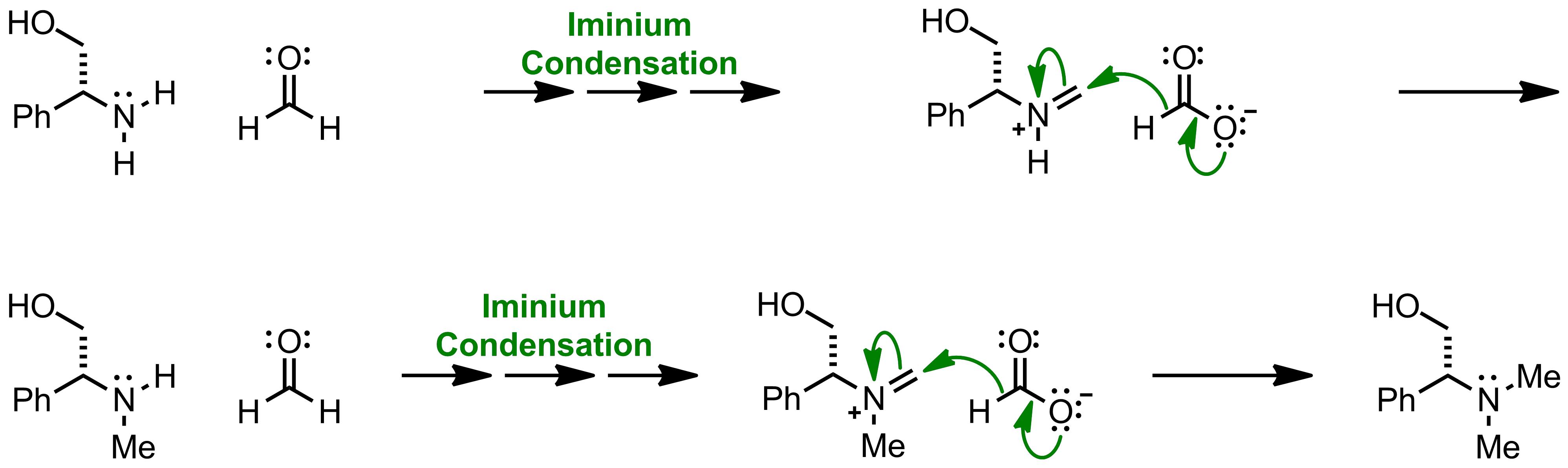 Mechanism of the Eschweiler-Clarke Reaction